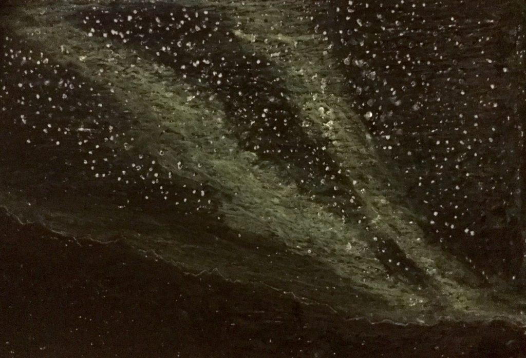 波照間島に広がる満点の星空