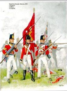 ナポレオン軍の軍服