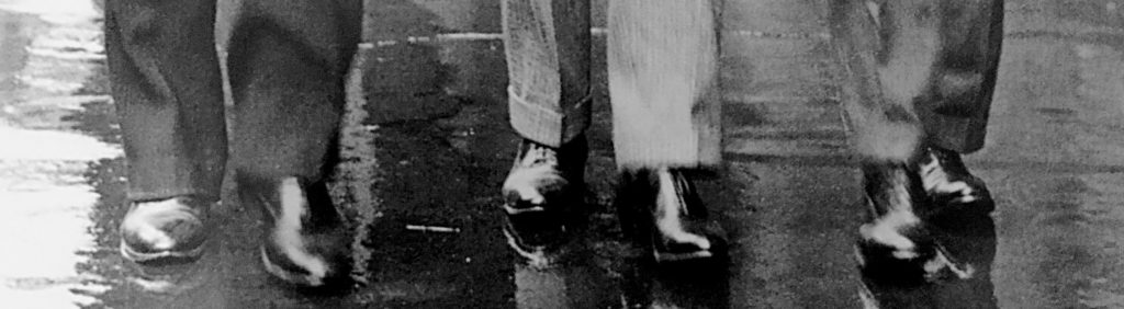 Church'sの革靴