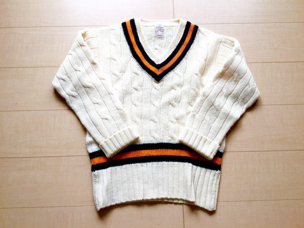 Brooks Brothers のテニス・セーター